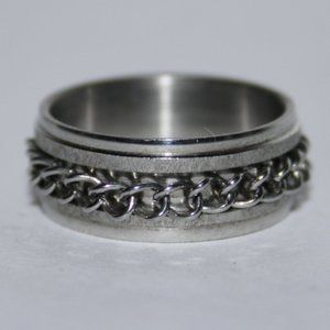 Stainless steel 6.25 spinner chain ring